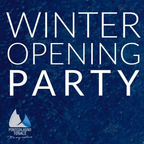Logo Winter Opening Party