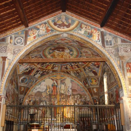 Logo Giovanni Pietro da Cemmo maestro del rinascimento lombardo