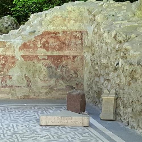 Logo La Via degli Antichi Romani