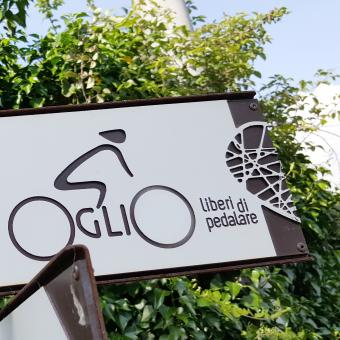 Logo Pista ciclabile Valle Camonica