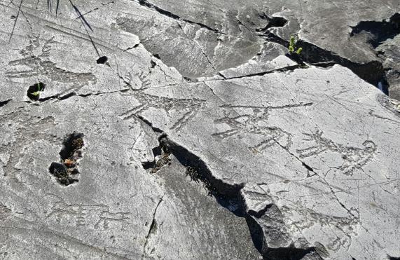 INCISIONI RUPESTRI - Patrimonio Unesco