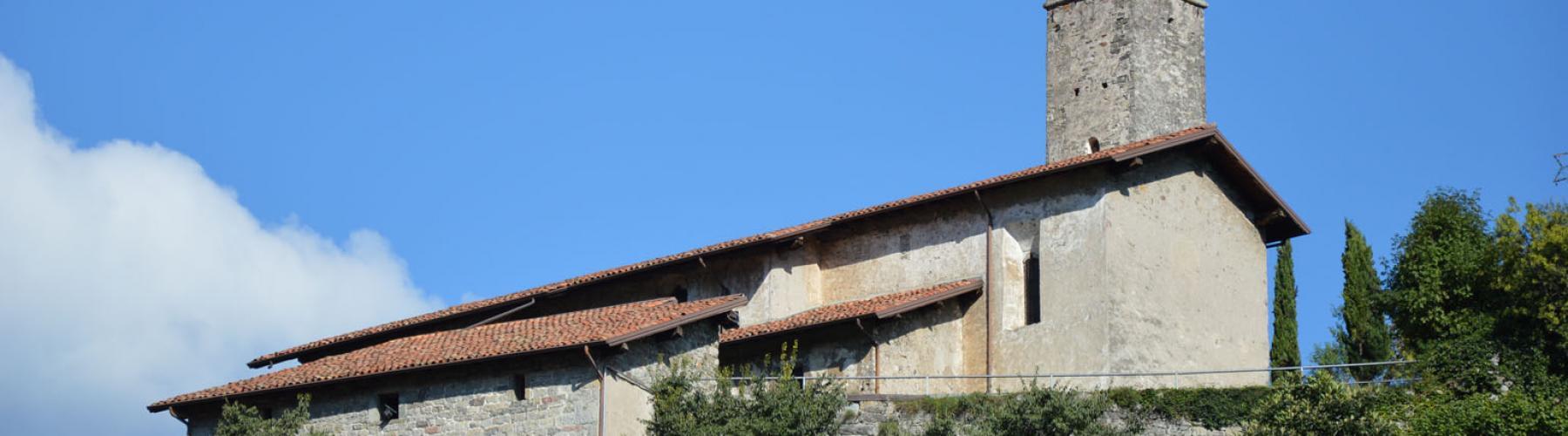 Copertina Chiesa di San Lorenzo a Berzo Inferiore