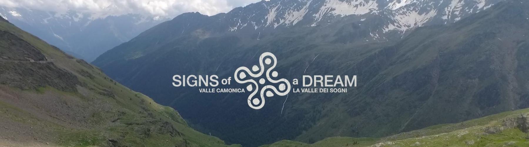 Copertina SIGNS OF A DREAM... La Valle dei Sogni