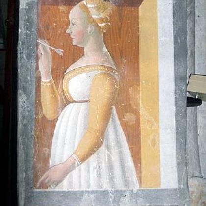 Foto Giovanni Pietro da Cemmo maestro del rinascimento lombardo