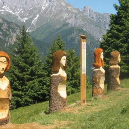 Foto Tra Parchi e Riserve Naturali in Valle Camonica
