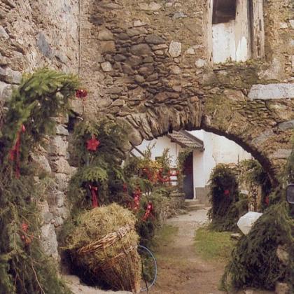 Foto Ere da Nadal dal Mut a Monte di Berzo Demo
