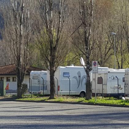 Foto Area Camper Concarena
