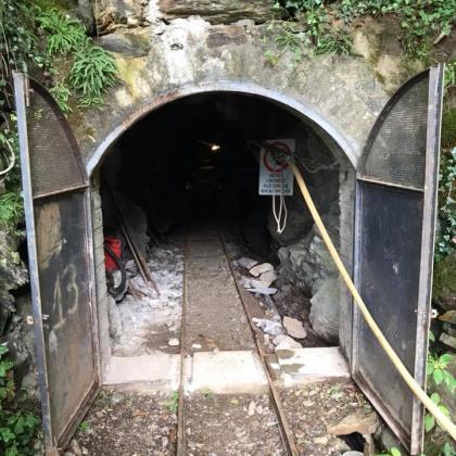 Foto La Miniera della Ferromin a Malonno
