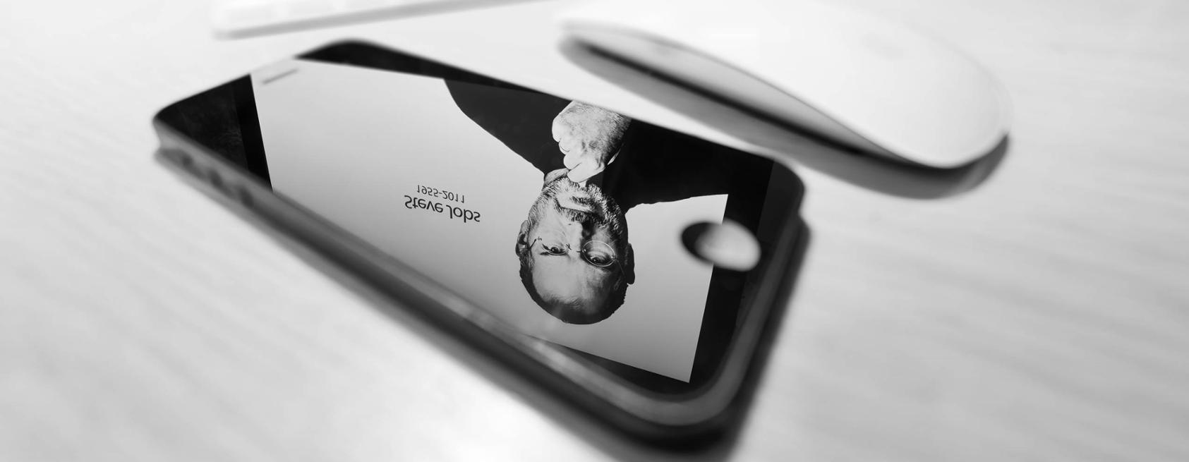 Diez años del primer iPhone