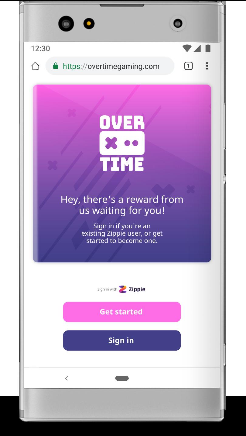Zippie – White label super app