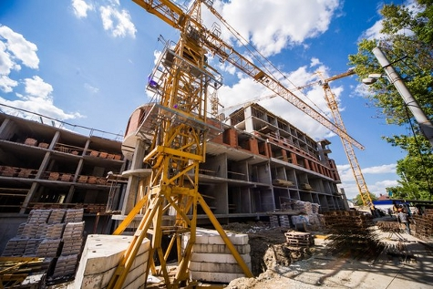 Хід будівництва ЖК Парус Park за червень 2016  15c4ce03eeeef