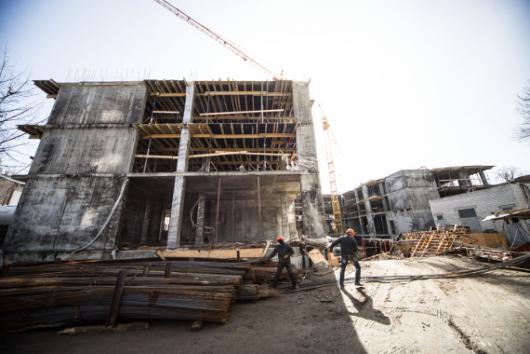 Хід будівництва ЖК ПАРУС LIFE за березень 2017  afa7e009274ab