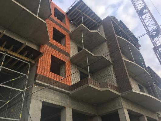 Хід будівництва ЖК Фамілія за 10.10.2017  a5842bc22dcd7
