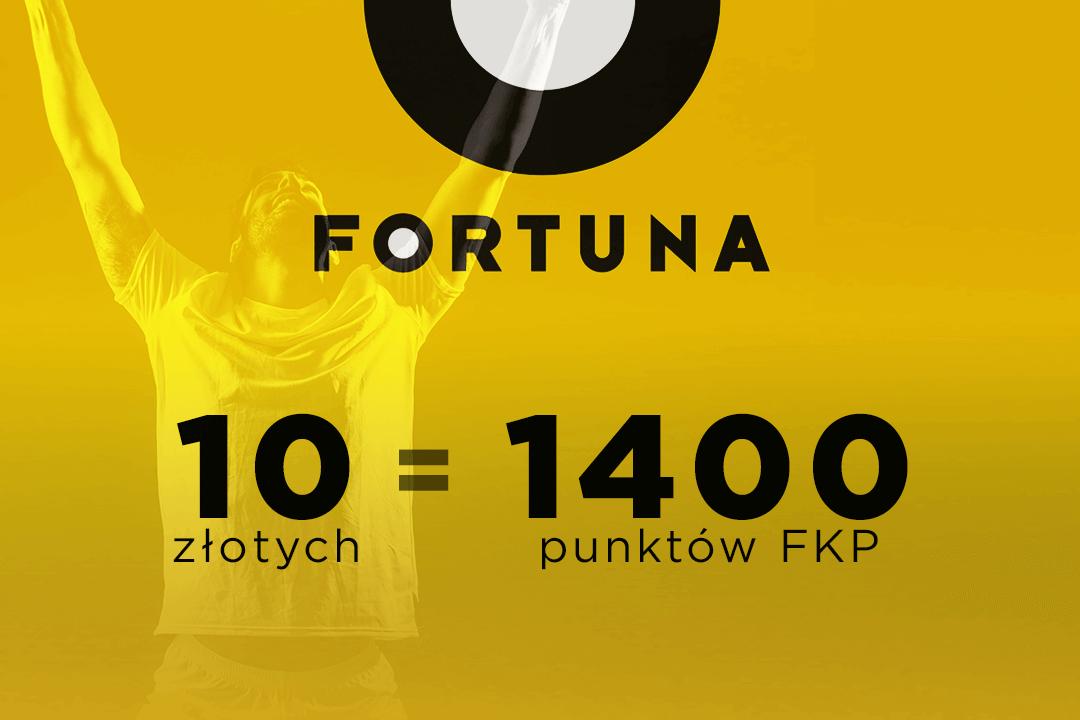 Punkty FKP w Fortunie