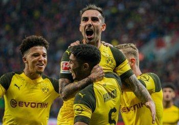 Kupony bukmacherskie na sobotę - Eintracht vs Borussia Dortmund