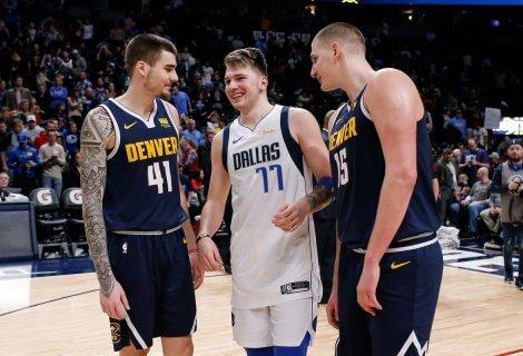 Europejskie starcie w NBA: Doncic vs Jokic i typy na Mavericks - Nuggets