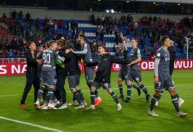 Ciekawe zakończenie kolejki w Ekstraklasie - Zagłębie Lubin vs Lechia Gdańsk