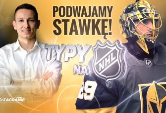 Hokejowy kupon dubel na środową noc