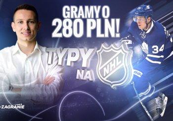 Kupon na środową noc z hokejem - strzelanina w Toronto?