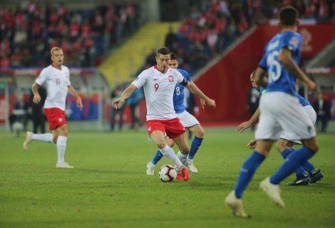 Bonusy bukmacherskie i mecz Polski z Łotwą - zdarzenie dodatkowe po kursie 1.82