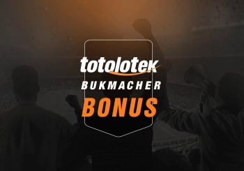 Bonus w Totolotku: 25 PLN + 1120 PLN + 14% >>[TYLKO U NAS]<<
