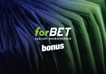 MEGA bonus forBET: dla nowych 2120PLN + dużo opcji dla reszty