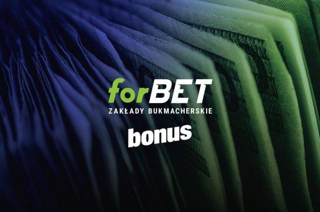 MEGA bonus forBET: dla nowych 2100PLN + dużo opcji dla reszty