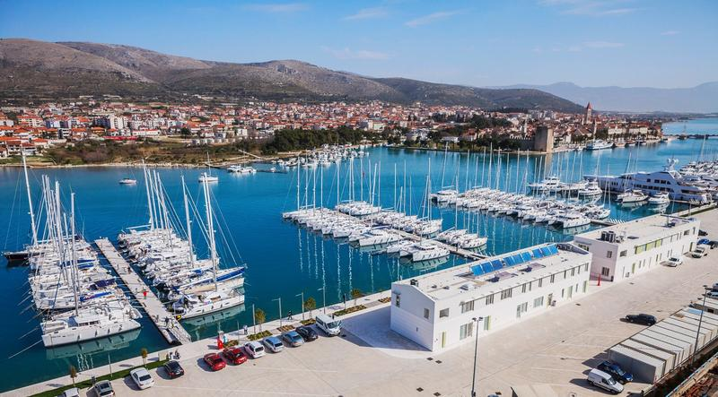 Image result for marina trogir