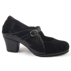 Zapato Cómodo Vira T/forrado 14 17