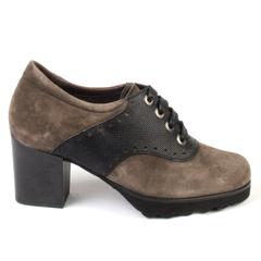 Zapato Cómodo Mataro Plat. 14 08