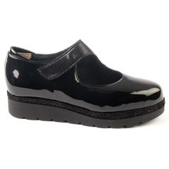 Zapato Cómodo Talarn Charol