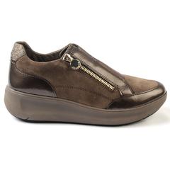 Zapato Cómodo Priorat Cremallera
