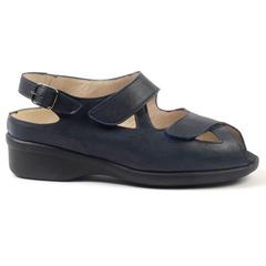 Zapato Cómodo Fe 2velcros