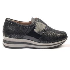 Zapato Cómodo Lila