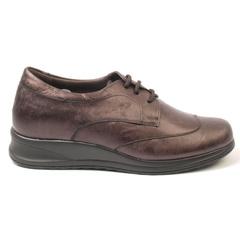 Zapato Cómodo D Nogal cor 16 02