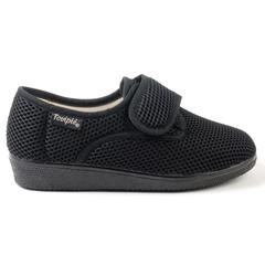 Zapato Cómodo Calado Velcro
