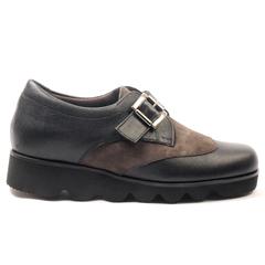 Zapato Cómodo L Nogal 14 02