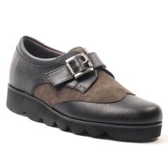 Zapatos comodos para plantillas l nogal 14 02 2