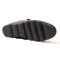 Zapatos comodos para plantillas l nogal 14 02 3