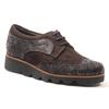 Zapatos comodos para plantillas l nogal cor 14 02 2