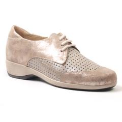 Zapato Cómodo Menta Cor1602