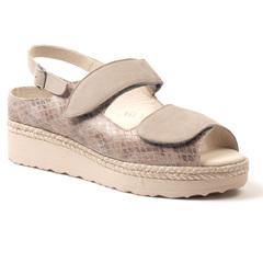 Zapato para plantillas nielsen serp 2