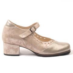 Zapato Cómodo Areca Trpt 1608