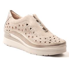 Zapato para plantillas mora trpt 2