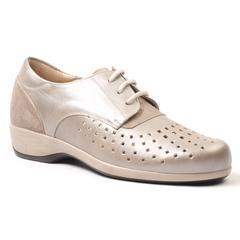 Zapato para plantillas nisamar 18 02 2
