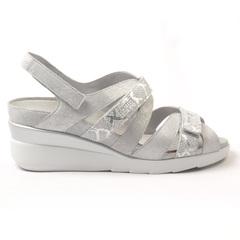 Zapato Cómodo Sidley Topo