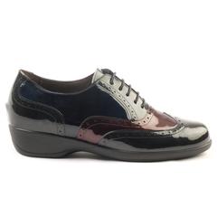 Zapato Cómodo Grana 1602