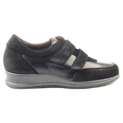Zapato Cómodo D Sandal Ante 16 02