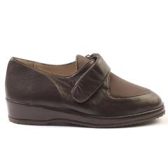 Zapato Cómodo 493X Pell i licra