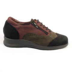 Zapato Cómodo D Grana N 16 02